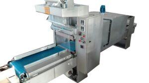 دستگاه شیرینک پک اتوماتیک بسته بندی محصولات تتراپک