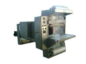 دستگاه شیرینک پک با بدنه تمام استیل نیمه اتوماتیک دوگانه سوز داری اینورتر
